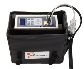 Combustion Gas  Analyzer E 5500 | Ammonia Gas Detector