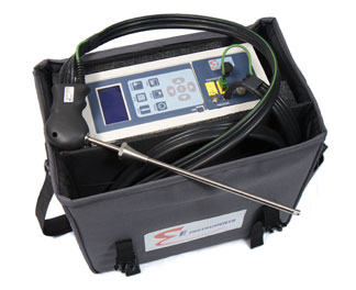 Emission Gas Analyzer E-8500 | Methane Gas Detector